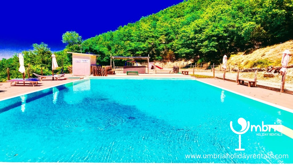 Large private, shared pool at our Villa Marianna, 7 kms away, inc in rate