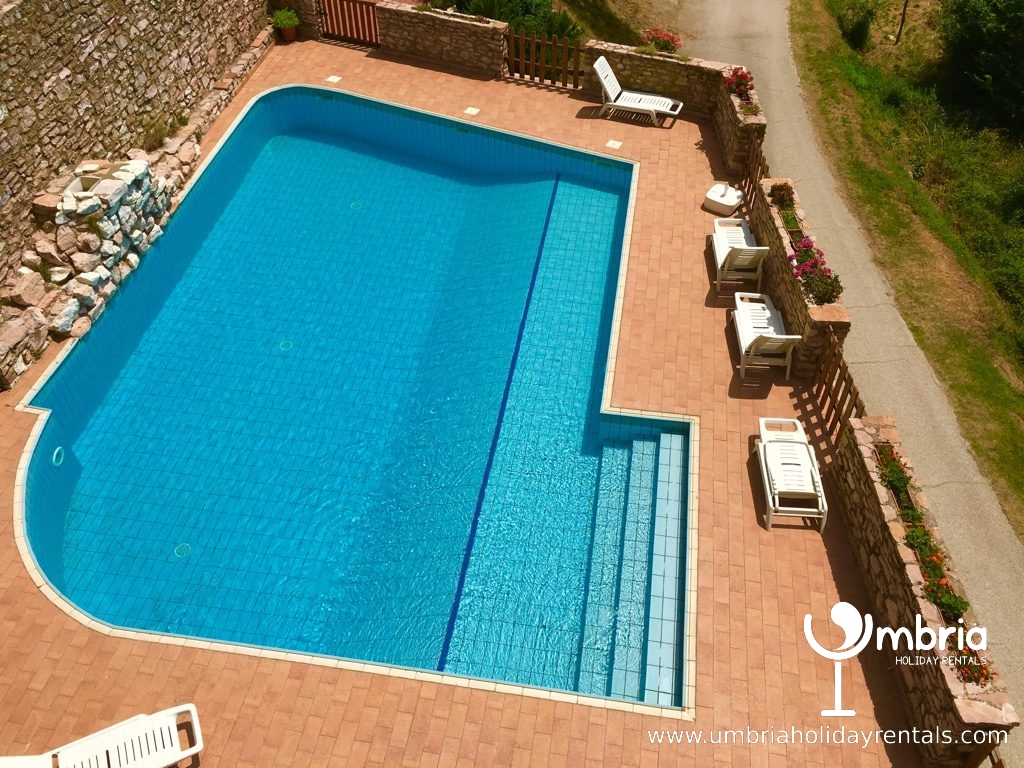 Private, shared pool below you