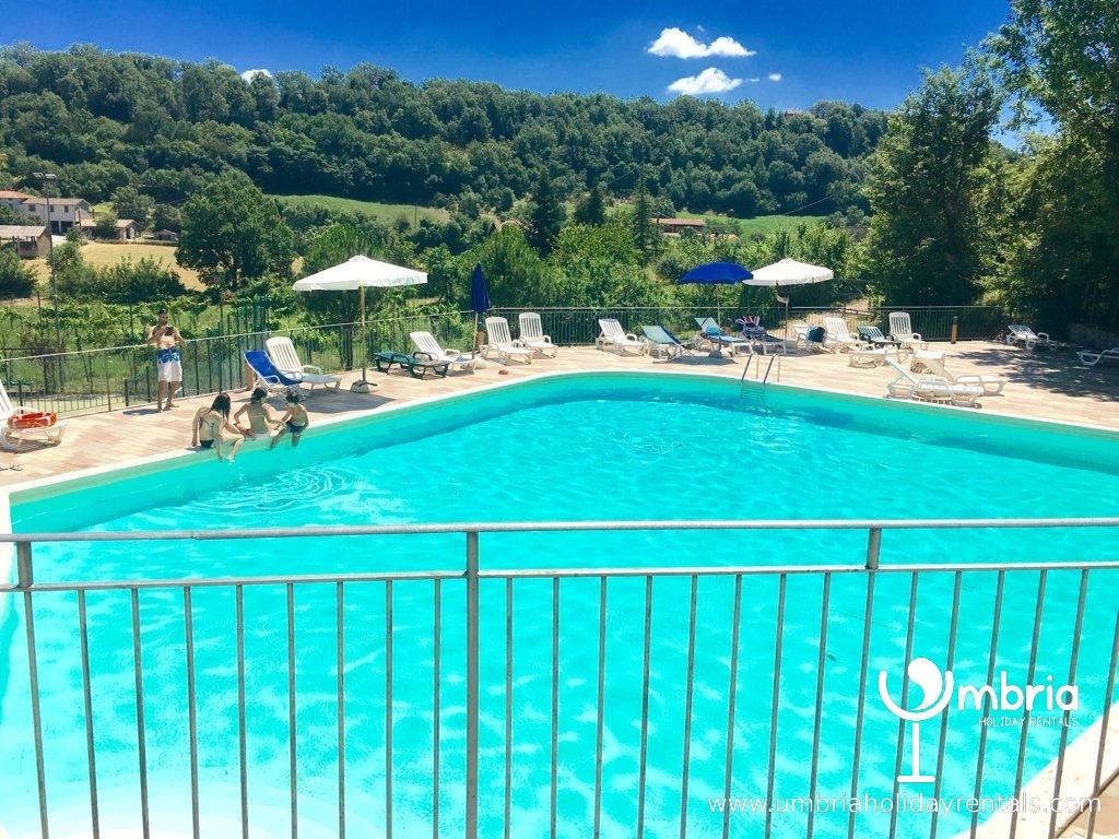 Public pool, inc in rate, plus restaurant